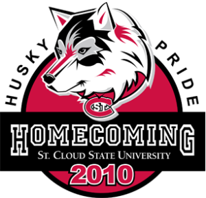 SCSU 2010 Homecoming Logo