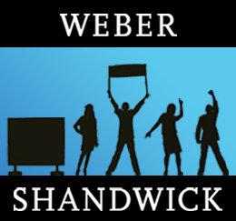 Account Executive John Poferl from Weber Shandwick spoke at a recent PRSSA/AMA meeting.