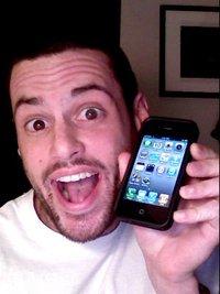 wheeler has an iphone
