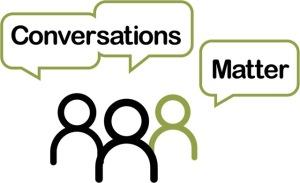 Social media content: Conversations matter.