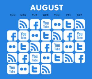 Social Media Content Calandar