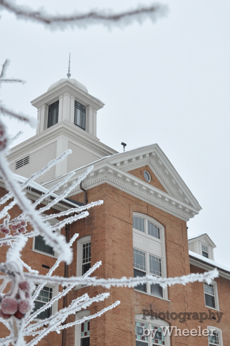 Lawrence Hall at St. Cloud State University