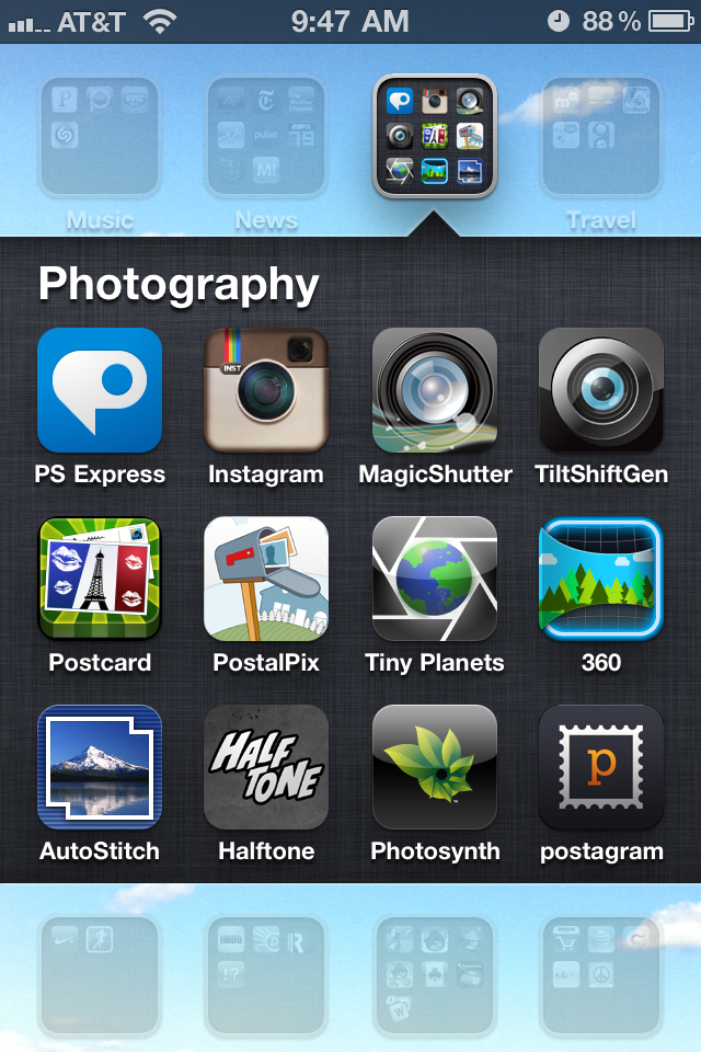 apps for the iphone