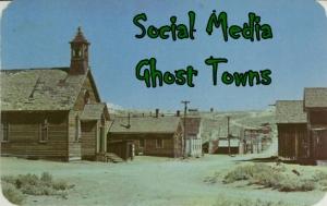 Social Media Ghost Towns