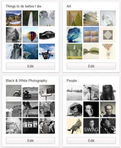 Boards on Pinterest by @eric_wheeler