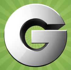 Logo for daily deal site Groupon