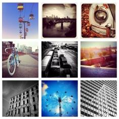 My nine best on Instagram from 2012.